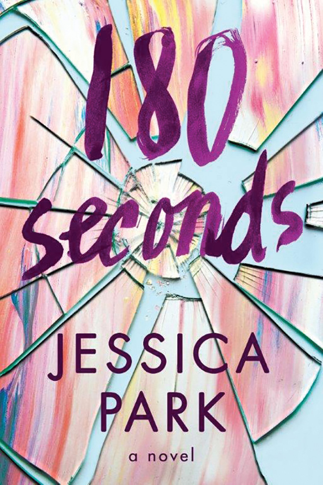 180 seconds book cover Jessica Park