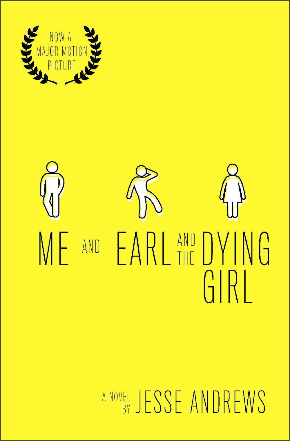 Me and Earl and the Dying Girl cover