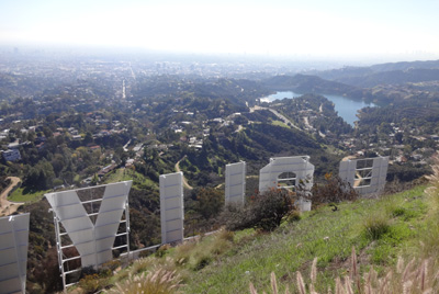 Hollywood Sign Hike 2013
